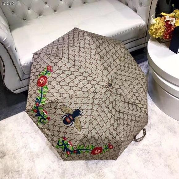 GUCCI Umbrella Bee Fashion Collect UV protect
